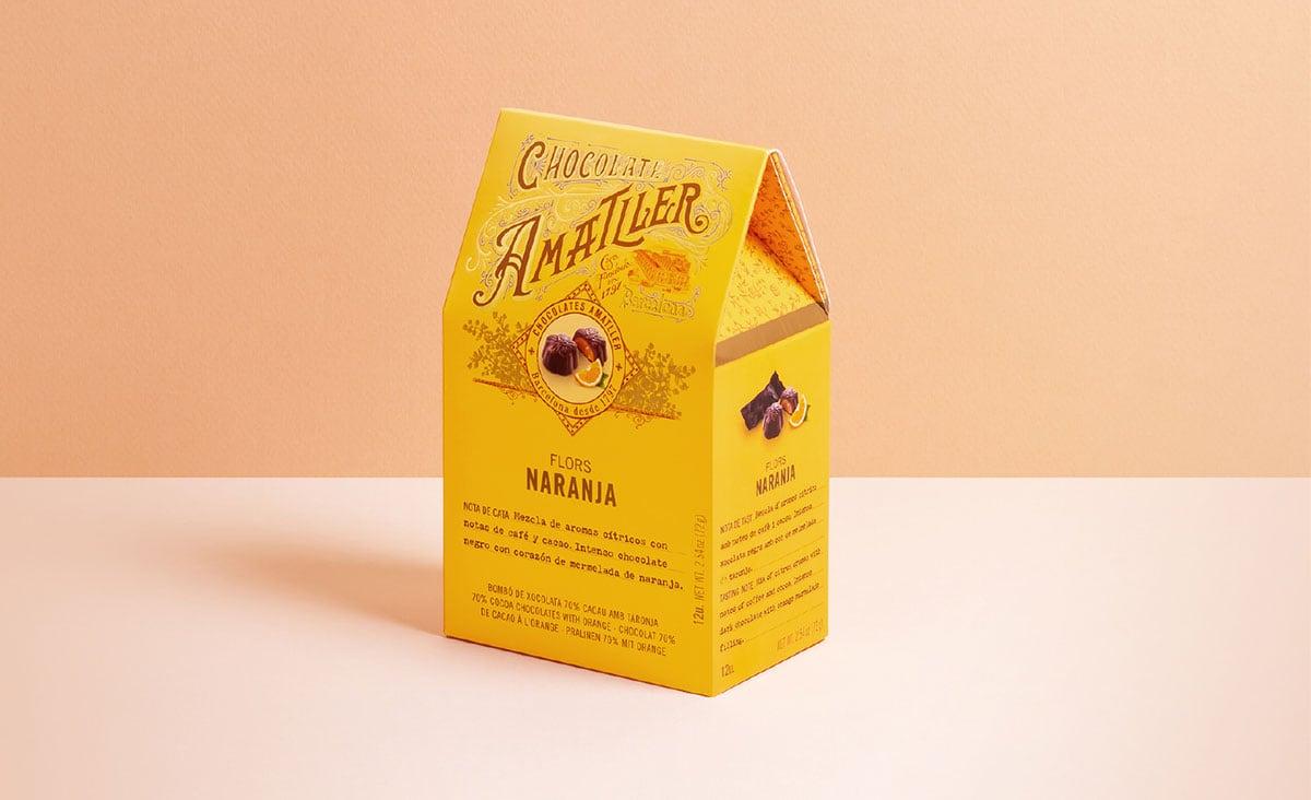 Chocolate Amatller website case study